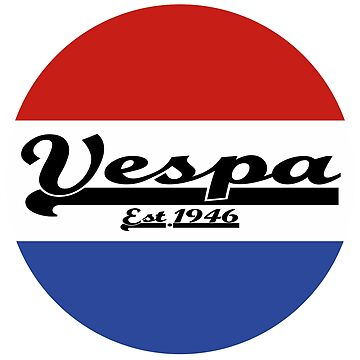 Team Vespa On Netherlands Flag Background by ScooterStreet