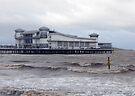 The Grand Pier at Weston-super-Mare by trish725
