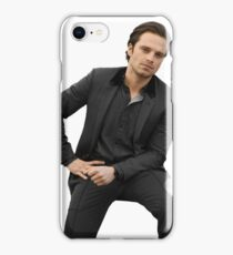 Sebastian Stan iPhone Case/Skin