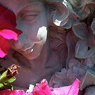 Garden Angel by Pamela Hubbard