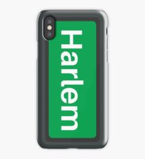 Green Line to Harlem CTA iPhone Case/Skin