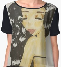 A night out in the town  Women's Chiffon Top