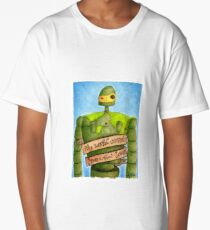 Laputa: Castle In The Sky Illustration - ROBOT Long T-Shirt