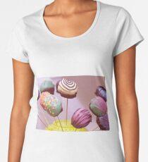 Assortment of macarons Women's Premium T-Shirt