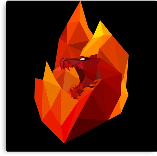 The Dragon of House Targaryen by Tim-F