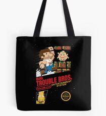 Big Trouble Bros. Tote Bag