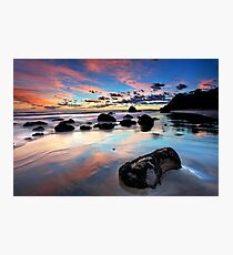 Newdicks Dawn Reflections Photographic Print