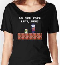 Super Lift Bros. Women's Relaxed Fit T-Shirt