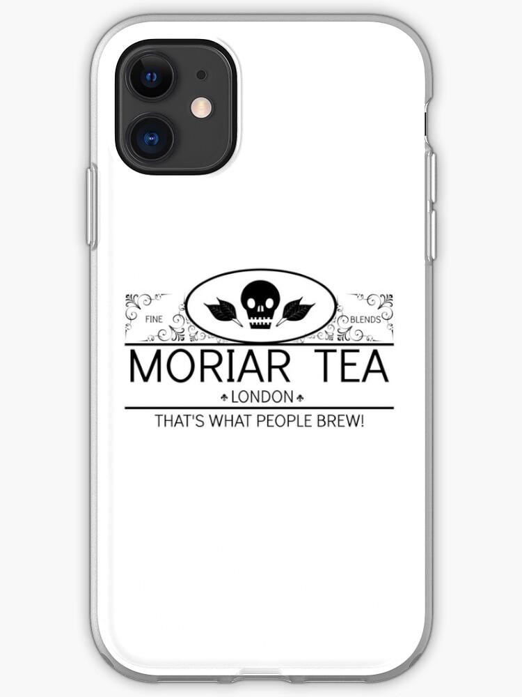 Pug of Tea iPhone 11 case