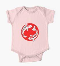 Japanese koi Kids Clothes