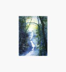 West Riding Waterfall Art Board