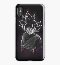 Dragon Ball Super - Black Goku iPhone Case/Skin