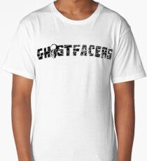 GHOSTFACERS Long T-Shirt