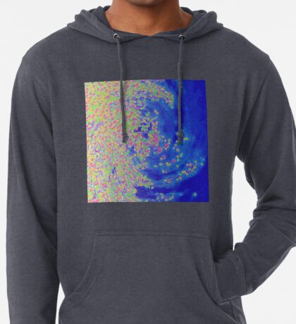 Color Wave Lightweight Hoodie