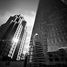 San Francisco City View #7 by Richard Mason