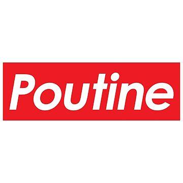 Supreme Poutine by petestyles