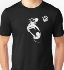 Facial scream Unisex T-Shirt