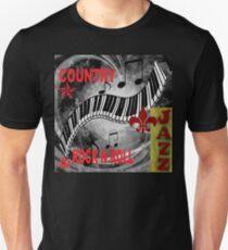 KEYBOARD MUSIC T-Shirt