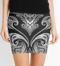 A Reflecion of Creation Mini Skirt