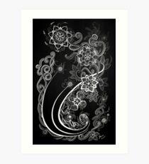 The Unfolding Art Print