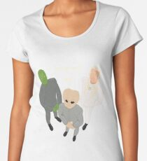 People of Earth Women's Premium T-Shirt