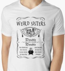 Distressed-Out Weird Sistas T-Shirt