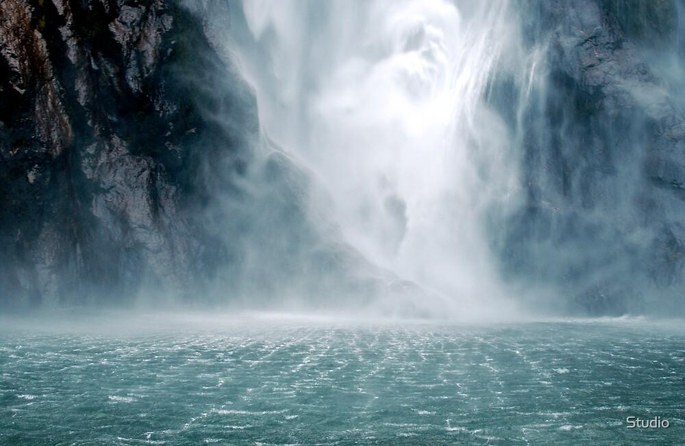 Waterfall by Studio
