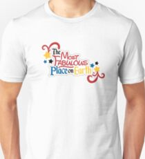 Gay Days - The Most Fabulous Place on Earth! T-Shirt