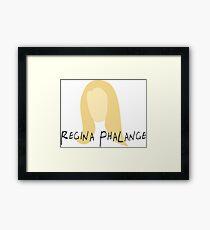 Phoebe Buffay Framed Print
