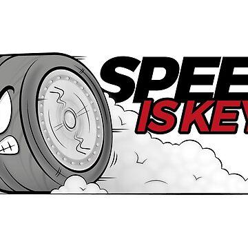 Speed is key!! by DeadSimple