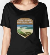 Great Sandy National Park Women's Relaxed Fit T-Shirt