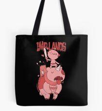 Imp Lands Heroes 2 (Pink) Tote Bag
