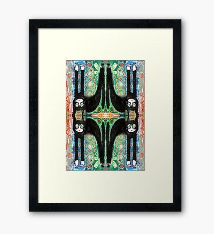 liffey Framed Print
