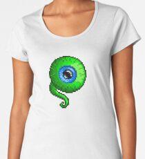 Jacksepticeye Pixel art logo - SepticeyeSam Women's Premium T-Shirt