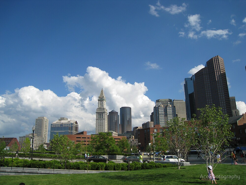 North End Park by AcePhotography