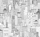 City Doodle Day by Beth Thompson