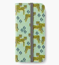 Vinilo o funda para iPhone Cheetah safari nursery kids animal nature pattern print gifts