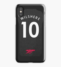 Jack Wilshere iPhone Arsenal Third Shirt iPhone Case/Skin