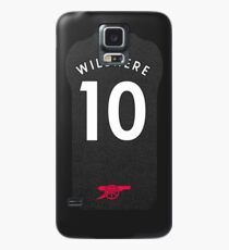 Jack Wilshere iPhone Arsenal Third Shirt Case/Skin for Samsung Galaxy
