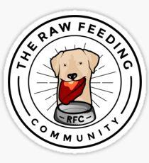 RFC Lab logo stickers Sticker