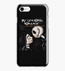 My Seasonal Romance iPhone Case/Skin