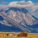 Teton Country Landscape by Bo Insogna