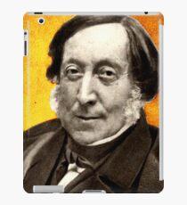 Gioachino Antonio Rossini iPad Case/Skin