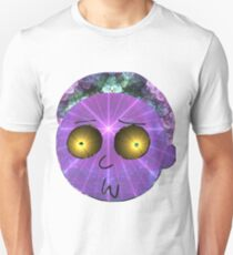Fractal Morty ~ Ancient Mew ~ Rick and Morty Stickers & Shirts T-Shirt