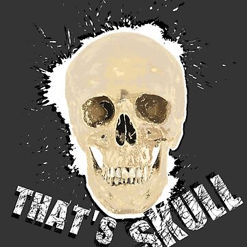 That's skull by Rababau