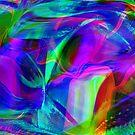 Colormix 4 - Blue by Richard VIGNIEL