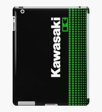 KAWASAKI Circle iPad Case/Skin