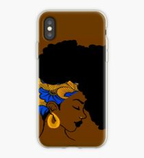 Fro African iPhone Case
