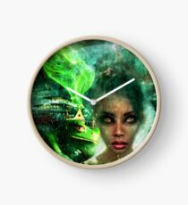 Bewitched Clock