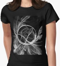 Dream Portal Women's Fitted T-Shirt